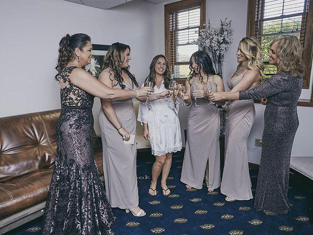 Jordan and Nikki's Wedding in New York, New York 62