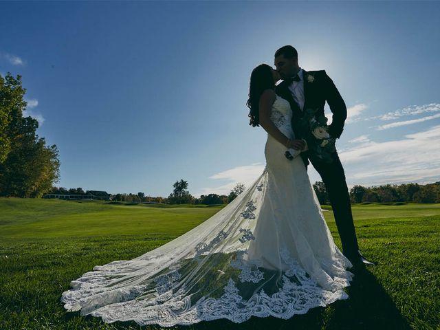 The wedding of Nikki and Jordan