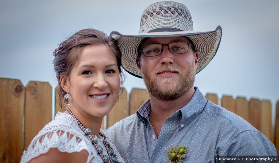 Stacey and Tyler's Wedding in Alva, South Dakota