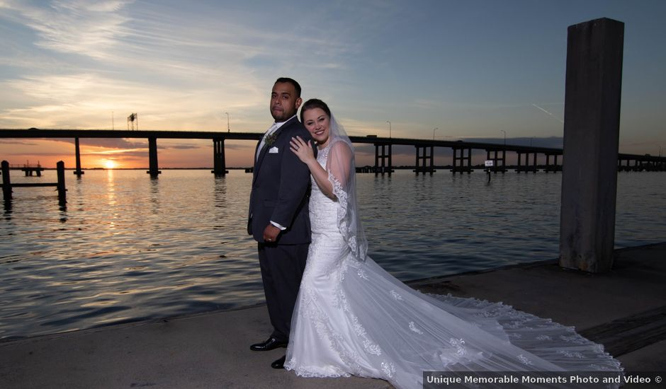 Leo and Melissa's Wedding in Fort Myers, Florida