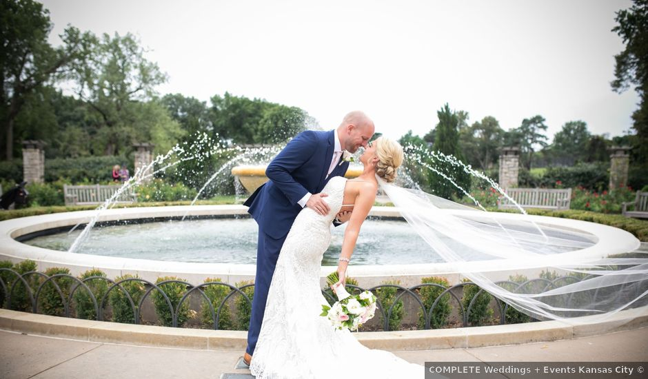 Kevin and Brittany's Wedding in Kansas City, Missouri
