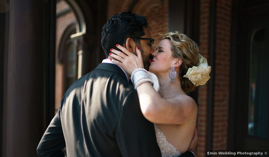 Mohit and Anika's Wedding in Flushing, New York