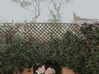 The wedding of Ben and Katy