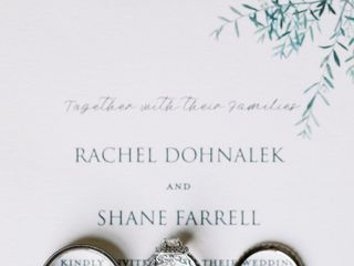 The wedding of Shane and Rachel 2