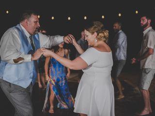 The wedding of Carlos and Christina 1