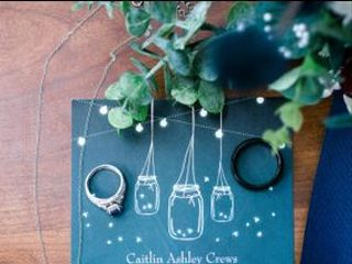 The wedding of Caitlin and Andrew 1