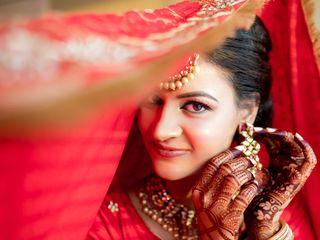 The wedding of Aman and Rajjat 2