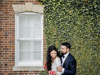 The wedding of Aman and Rajjat