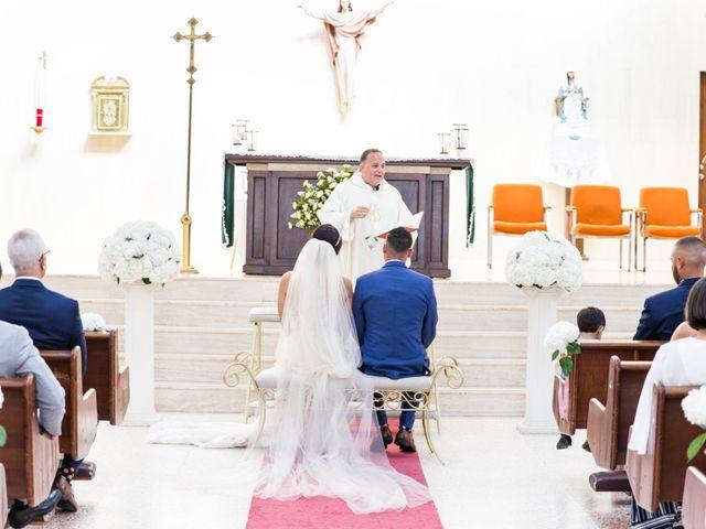 Iliana and Emmanuel's Wedding in Toa Baja, Puerto Rico 26