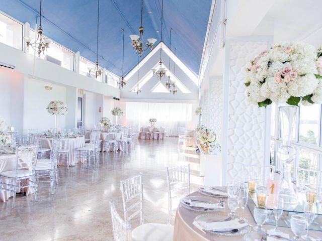 Iliana and Emmanuel's Wedding in Toa Baja, Puerto Rico 34