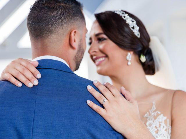 Iliana and Emmanuel's Wedding in Toa Baja, Puerto Rico 37