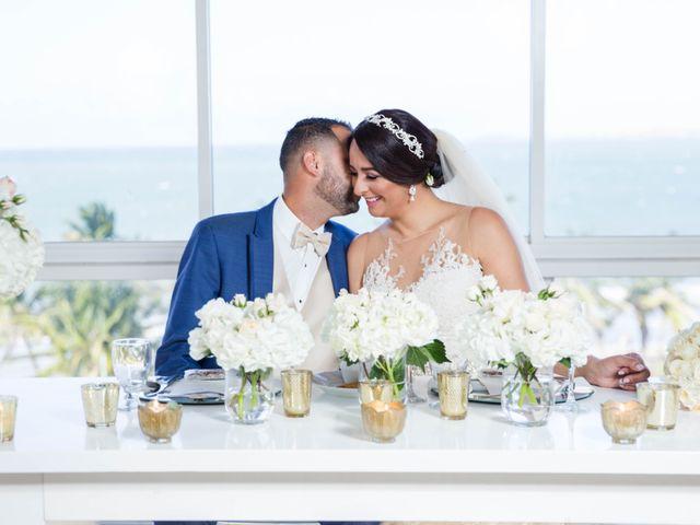 Iliana and Emmanuel's Wedding in Toa Baja, Puerto Rico 38