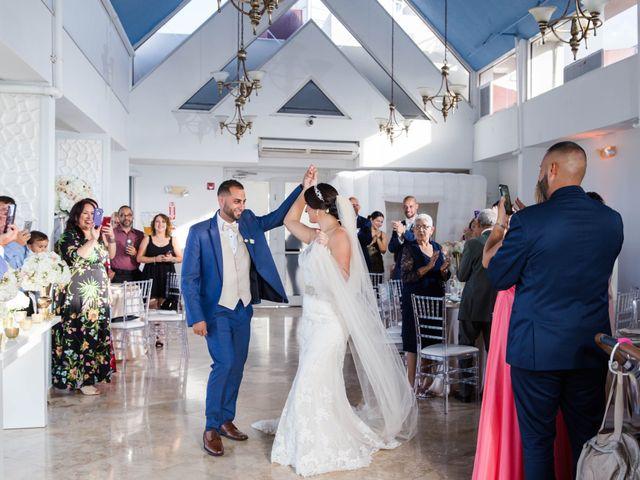 Iliana and Emmanuel's Wedding in Toa Baja, Puerto Rico 40