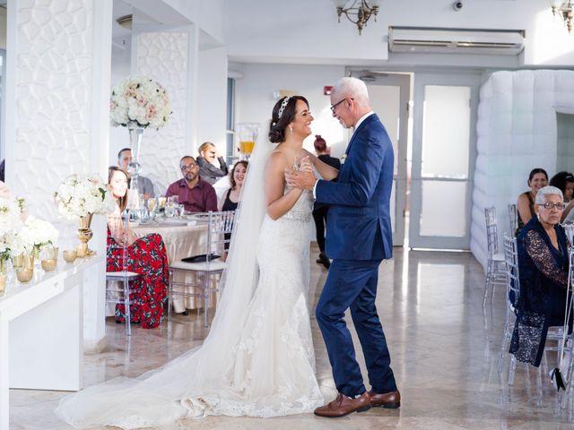Iliana and Emmanuel's Wedding in Toa Baja, Puerto Rico 41