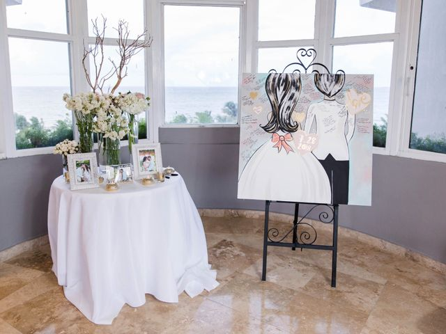 Iliana and Emmanuel's Wedding in Toa Baja, Puerto Rico 42