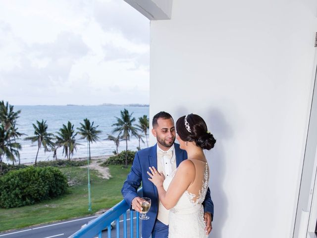 Iliana and Emmanuel's Wedding in Toa Baja, Puerto Rico 43