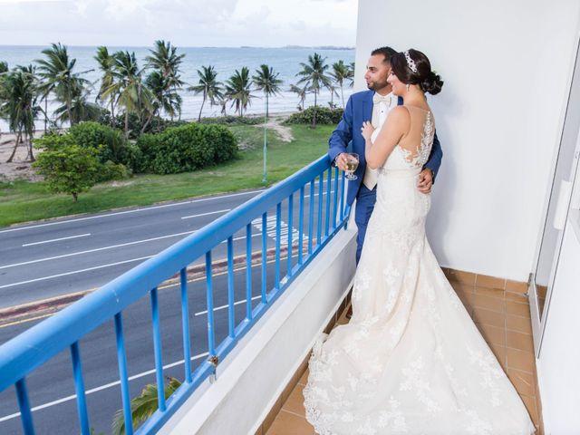 Iliana and Emmanuel's Wedding in Toa Baja, Puerto Rico 44