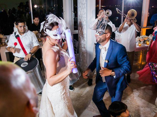 Iliana and Emmanuel's Wedding in Toa Baja, Puerto Rico 54