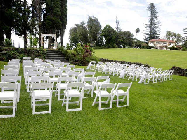 Anthony and Kayleigh's Wedding in Makawao, Hawaii 2