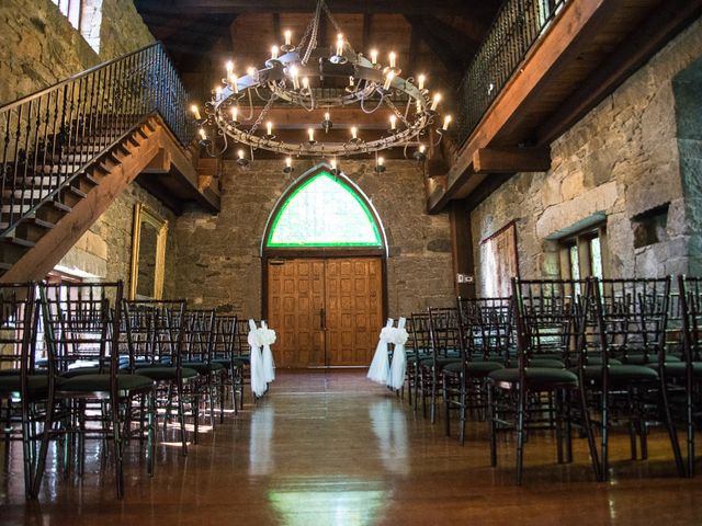 Ali and Trey's Wedding in Jamestown, North Carolina 2