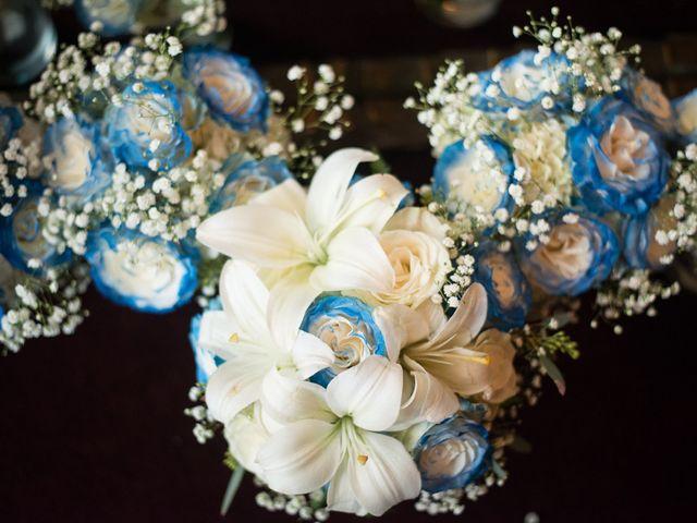 Ali and Trey's Wedding in Jamestown, North Carolina 6