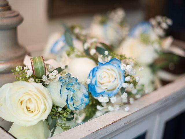 Ali and Trey's Wedding in Jamestown, North Carolina 7