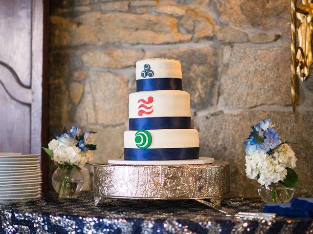 Ali and Trey's Wedding in Jamestown, North Carolina 9