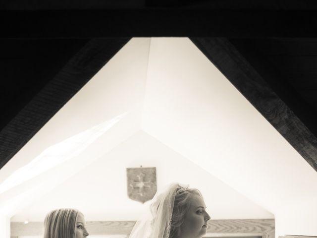 Ali and Trey's Wedding in Jamestown, North Carolina 11