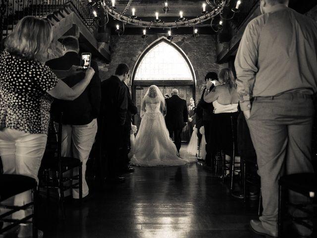 Ali and Trey's Wedding in Jamestown, North Carolina 16
