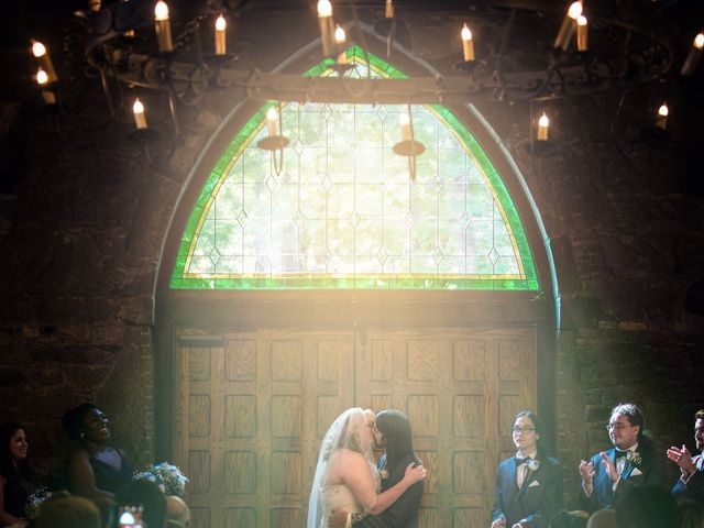 Ali and Trey's Wedding in Jamestown, North Carolina 19
