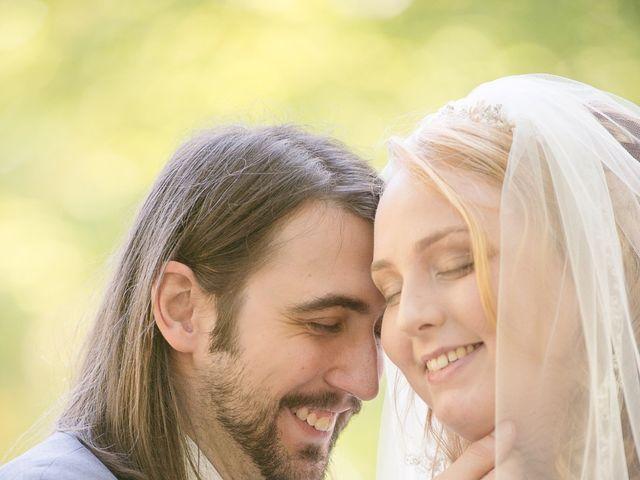 Ali and Trey's Wedding in Jamestown, North Carolina 20