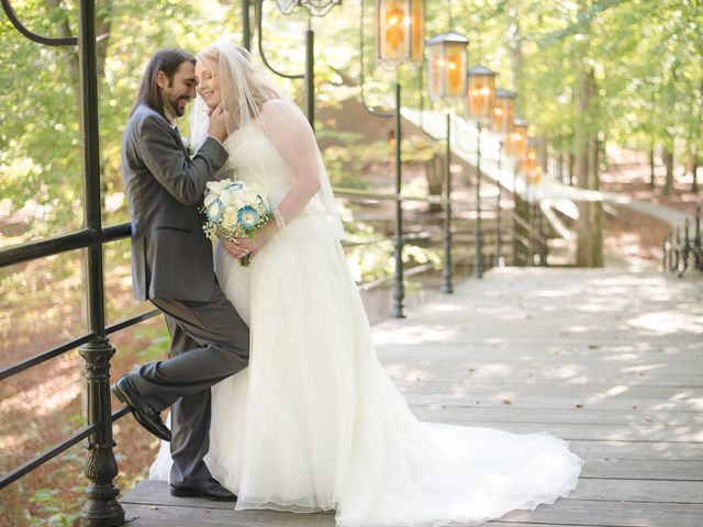 Ali and Trey's Wedding in Jamestown, North Carolina 21