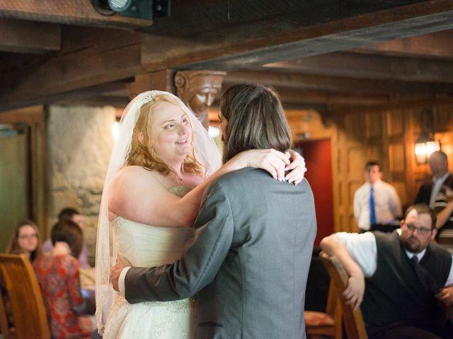 Ali and Trey's Wedding in Jamestown, North Carolina 26