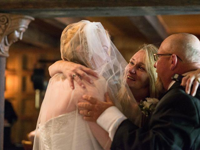 Ali and Trey's Wedding in Jamestown, North Carolina 28