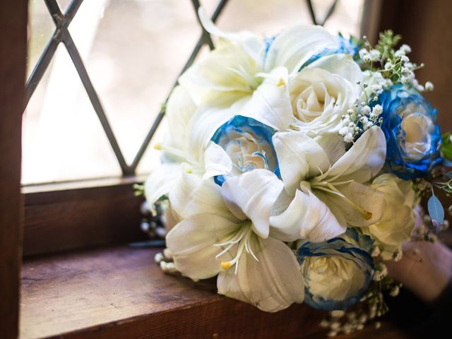 Ali and Trey's Wedding in Jamestown, North Carolina 8