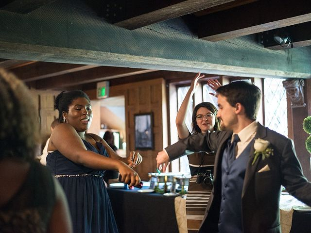 Ali and Trey's Wedding in Jamestown, North Carolina 35