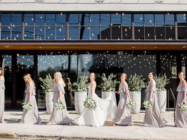 Christian and Caroline's Wedding in Knoxville, Tennessee 11