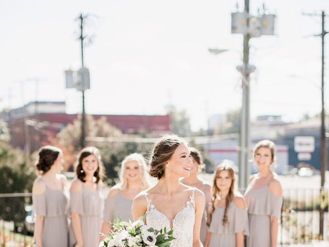 Christian and Caroline's Wedding in Knoxville, Tennessee 12