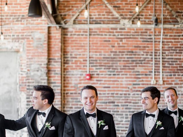 Christian and Caroline's Wedding in Knoxville, Tennessee 15