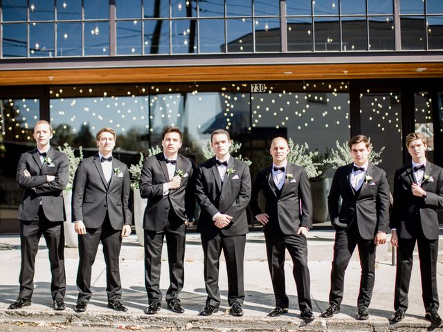 Christian and Caroline's Wedding in Knoxville, Tennessee 16