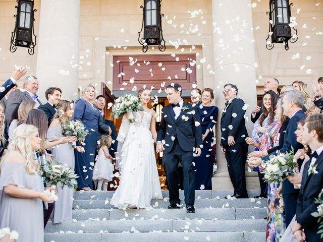 Christian and Caroline's Wedding in Knoxville, Tennessee 22