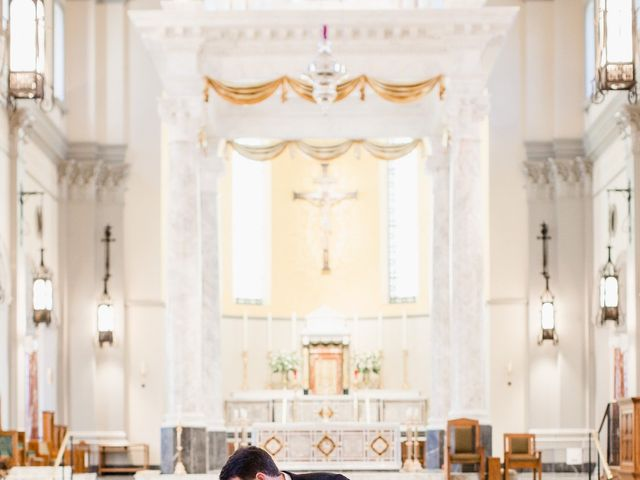 Christian and Caroline's Wedding in Knoxville, Tennessee 26