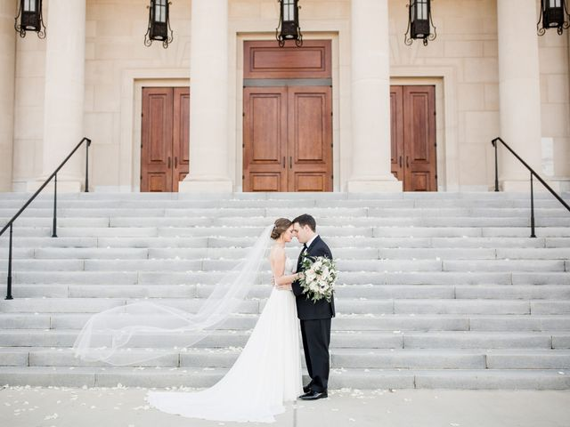 Christian and Caroline's Wedding in Knoxville, Tennessee 28