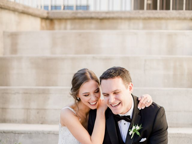 Christian and Caroline's Wedding in Knoxville, Tennessee 38