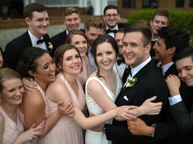 Tim and Kathryn's Wedding in Delafield, Wisconsin 12