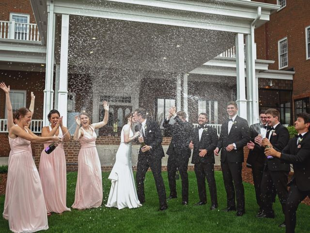 Tim and Kathryn's Wedding in Delafield, Wisconsin 13