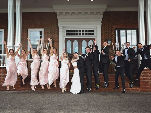 Tim and Kathryn's Wedding in Delafield, Wisconsin 14