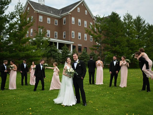 Tim and Kathryn's Wedding in Delafield, Wisconsin 44