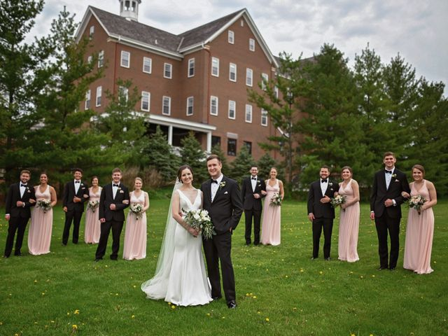 Tim and Kathryn's Wedding in Delafield, Wisconsin 45