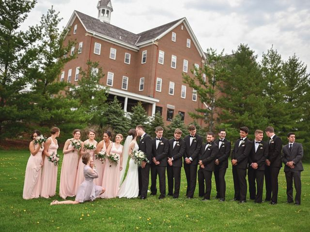 Tim and Kathryn's Wedding in Delafield, Wisconsin 47